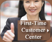 First-Time Customer Center